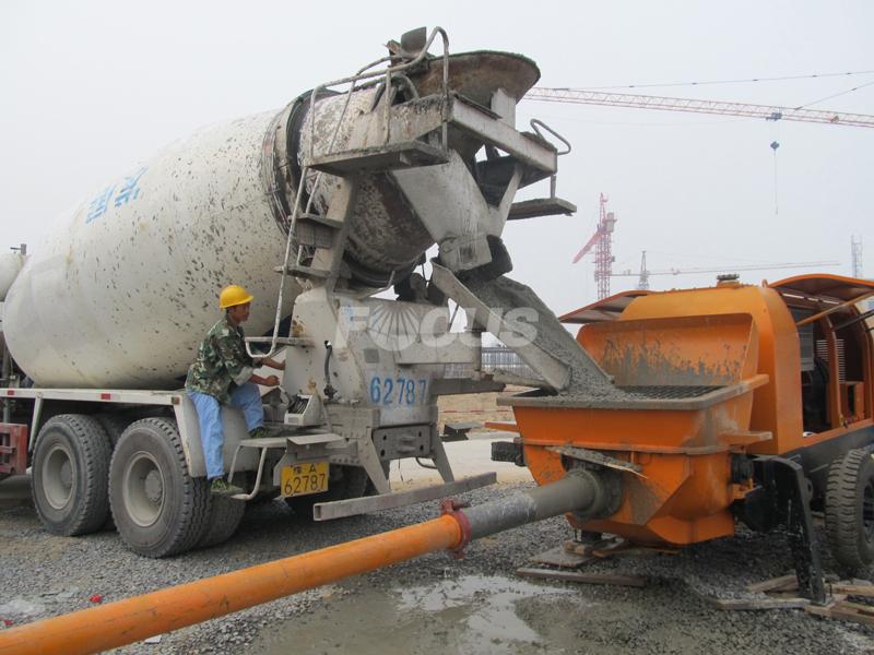 混凝土泵使用不当 后果很严重 - 闻宝联技术空间 - 止于至善